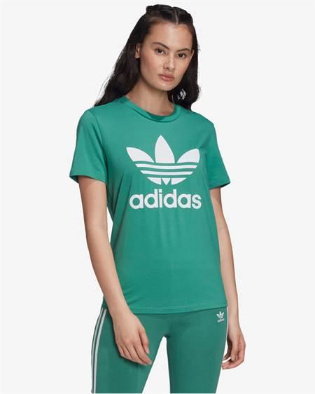 adidas Originals Trefoil Póló Zöld