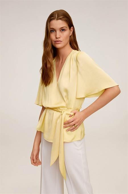 Mango - Felső Gus szín sárga
