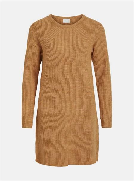 Narancssárga pulóverruha VILA Suril