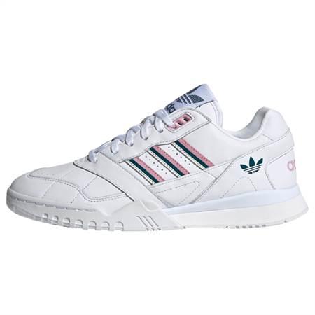 ADIDAS ORIGINALS Rövid szárú edzőcipők 'A.R. Trainer'  rózsaszín / fehér
