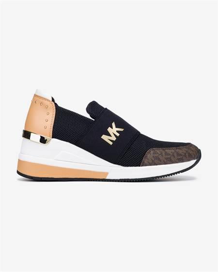 Michael Kors Felix Sportcipő Fekete