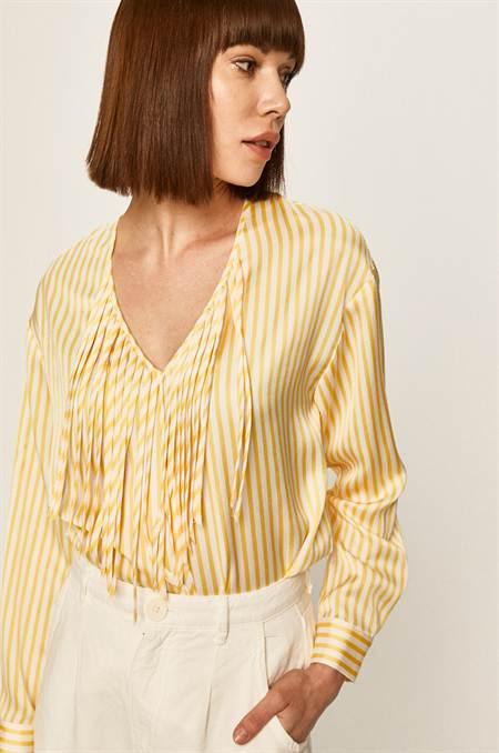 Silvian Heach - Felső szín sárga