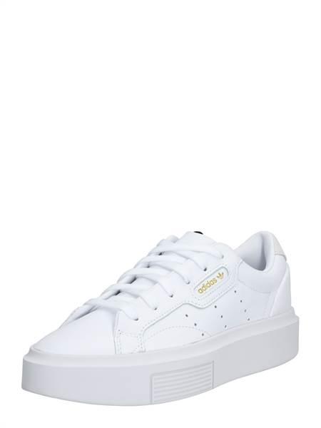 ADIDAS ORIGINALS Rövid szárú edzőcipők 'Sleek Super'  fehér