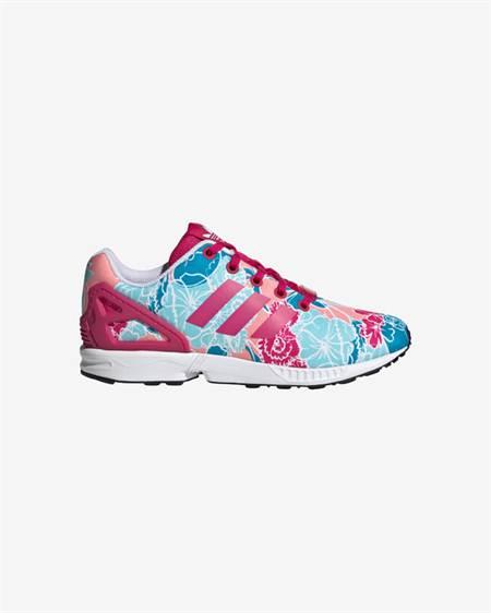 adidas Originals ZX Flux Sportcipő Kék Rózsaszín