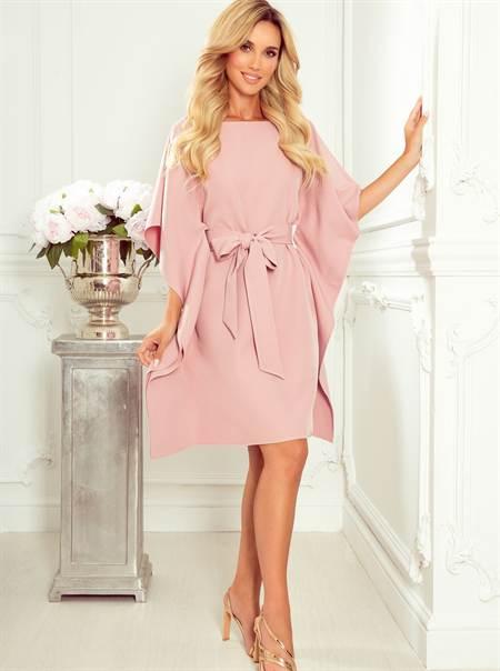 Rózsaszín numoco ruha