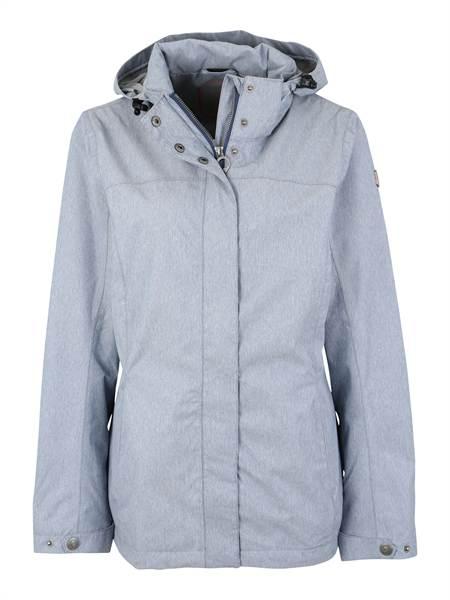 CMP steppelt dzseki, levehető kapucnival CMP menta fekete