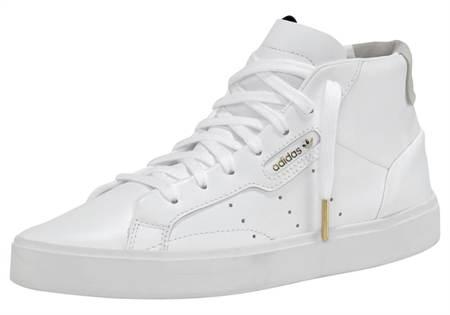 ADIDAS ORIGINALS Magas szárú edzőcipők  fehér