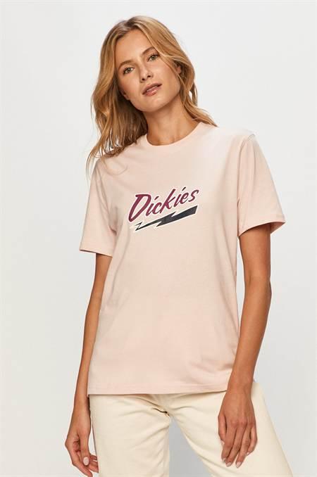 Dickies - T-shirt szín rózsaszín
