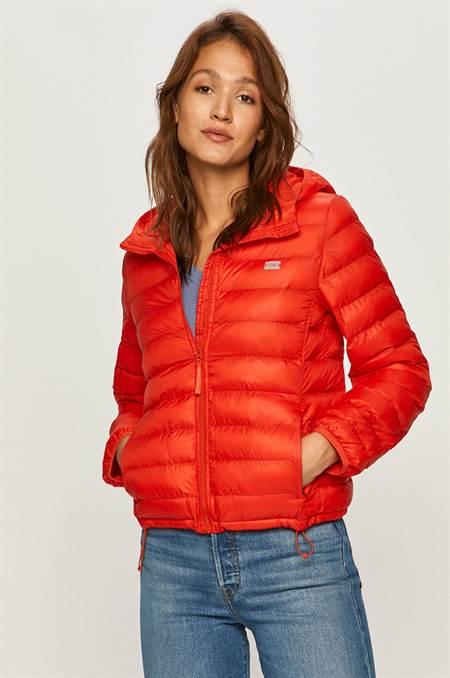 Levi's - Rövid kabát szín piros