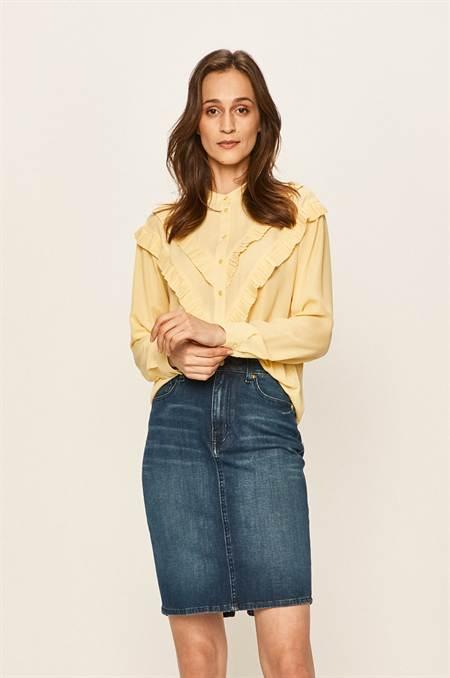 Vero Moda - Ing szín sárga