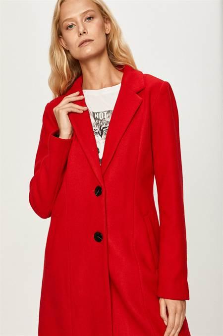 Only - Kabát szín piros