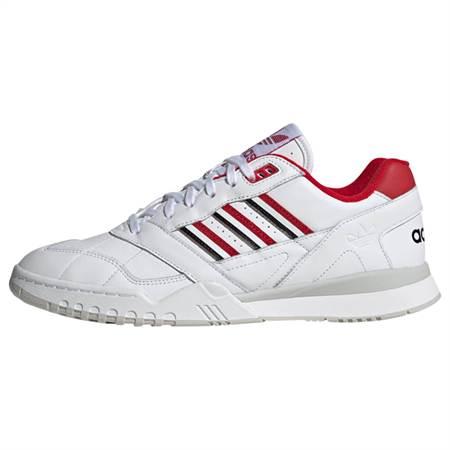 ADIDAS ORIGINALS Rövid szárú edzőcipők 'AR Trainer'  fehér / piros / fekete