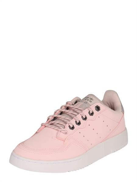 ADIDAS ORIGINALS Rövid szárú edzőcipők 'Supercourt'  rózsaszín