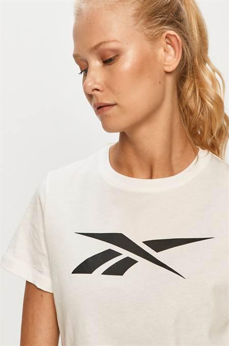 Reebok - T-shirt szín fehér