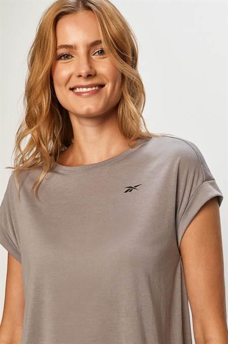 Reebok - T-shirt szín szürke